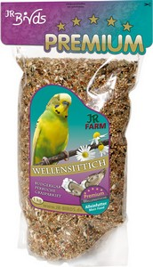 JR Birds Premium Wellensittiche